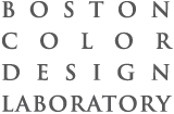 BOSTON COLOR DESIGN LABORATORY
